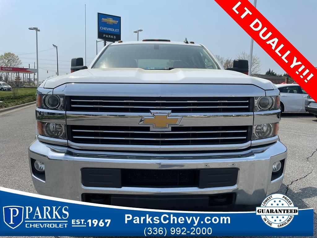 2016 Chevrolet Silverado 3500 Crew Cab 4x4, Pickup #1K5167 - photo 9