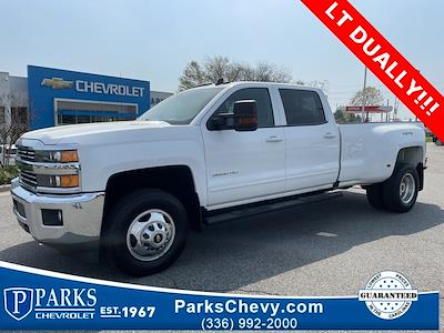 2016 Chevrolet Silverado 3500 Crew Cab 4x4, Pickup #1K5167 - photo 4