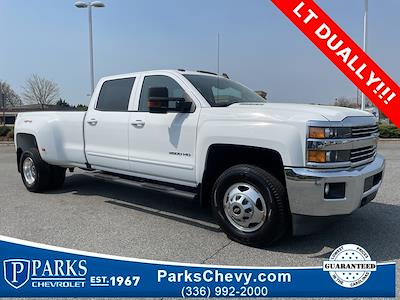 2016 Chevrolet Silverado 3500 Crew Cab 4x4, Pickup #1K5167 - photo 8