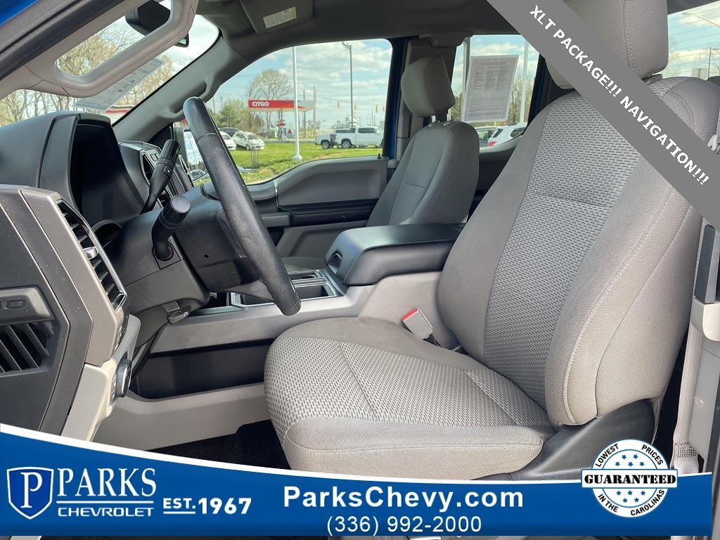 2018 Ford F-150 Super Cab 4x2, Pickup #1K5187 - photo 29