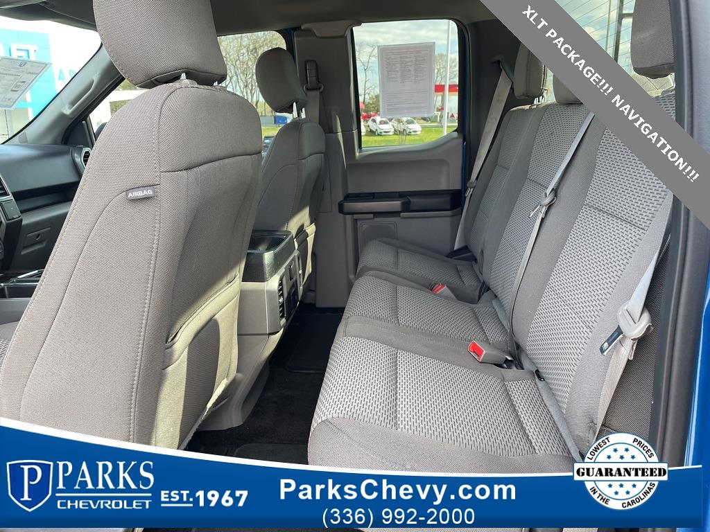 2018 Ford F-150 Super Cab 4x2, Pickup #1K5187 - photo 33