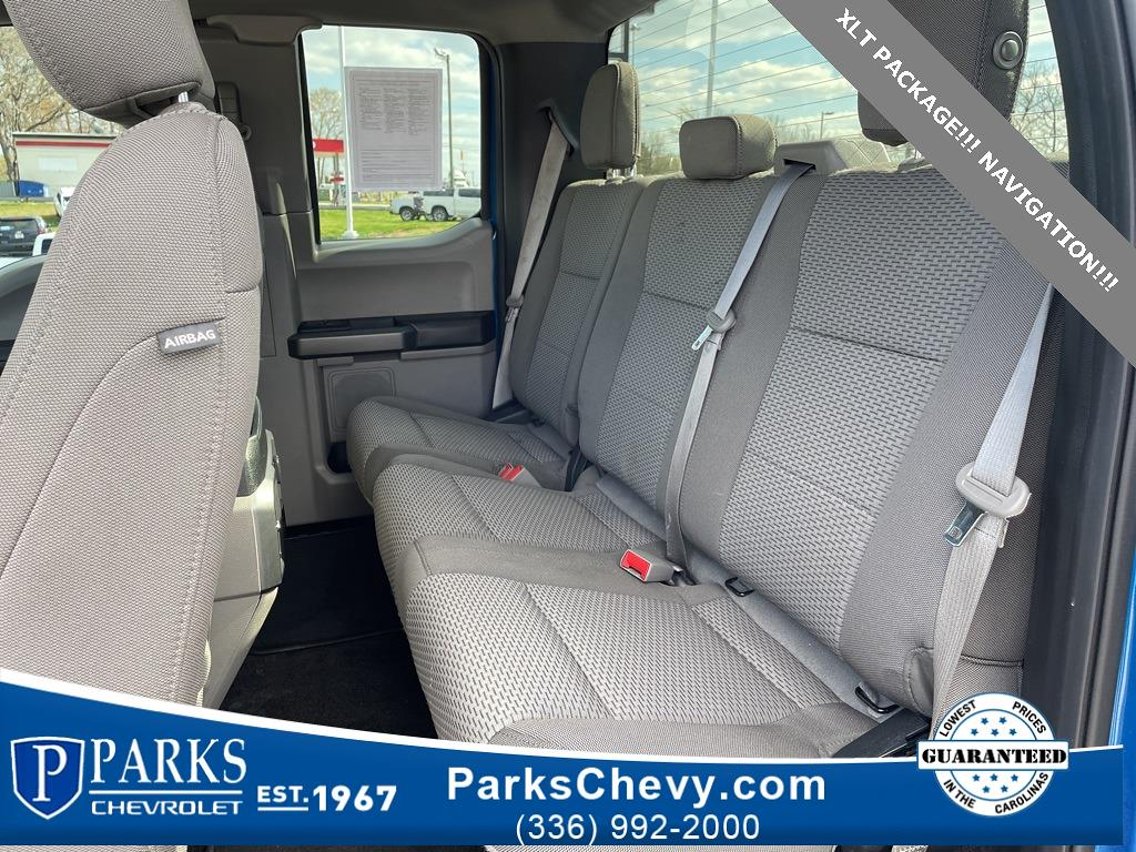 2018 Ford F-150 Super Cab 4x2, Pickup #1K5187 - photo 34
