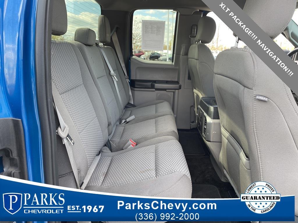 2018 Ford F-150 Super Cab 4x2, Pickup #1K5187 - photo 36