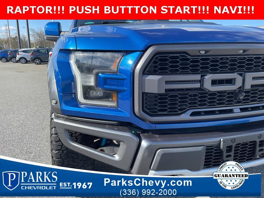 2017 Ford F-150 SuperCrew Cab 4x4, Pickup #1K5189 - photo 10