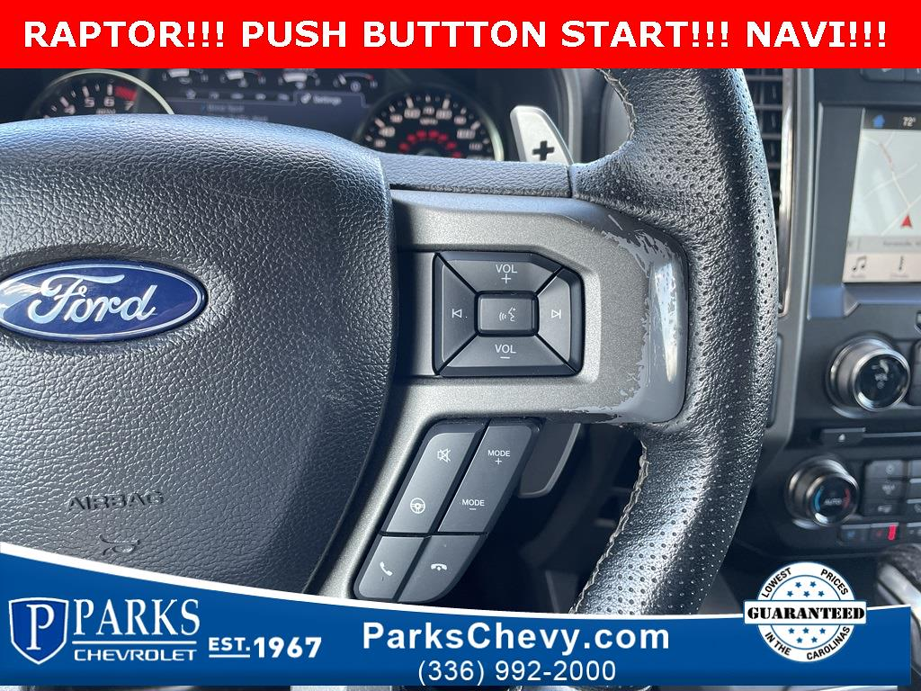 2017 Ford F-150 SuperCrew Cab 4x4, Pickup #1K5189 - photo 15