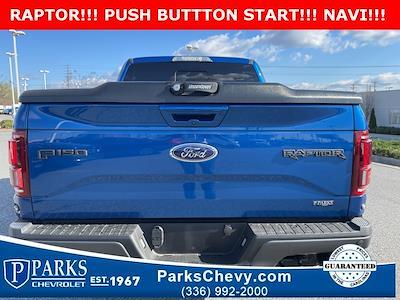 2017 Ford F-150 SuperCrew Cab 4x4, Pickup #1K5189 - photo 5