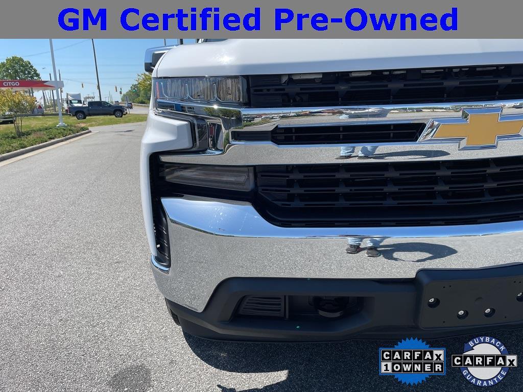 2019 Chevrolet Silverado 1500 Crew Cab 4x4, Pickup #1K5241 - photo 10