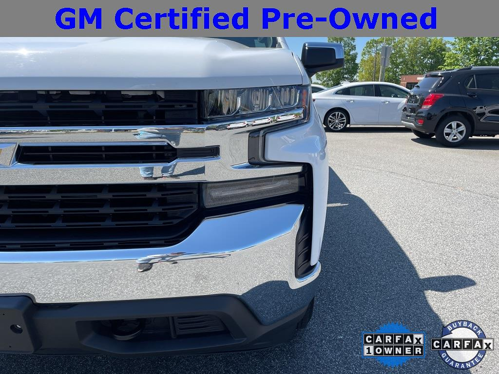 2019 Chevrolet Silverado 1500 Crew Cab 4x4, Pickup #1K5241 - photo 11