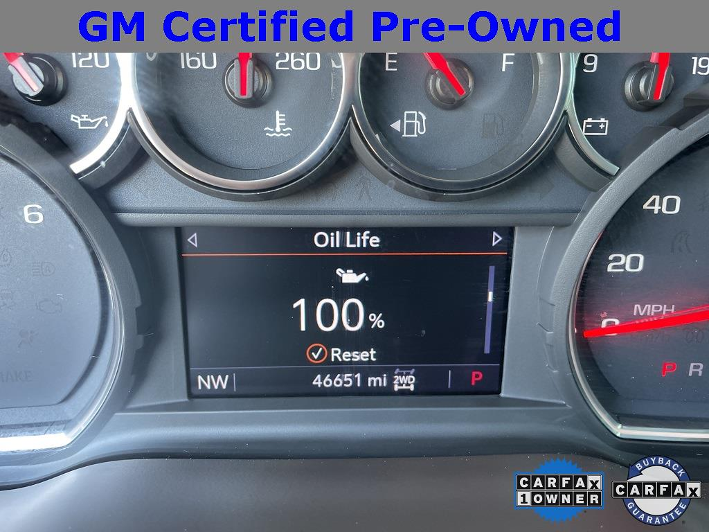 2019 Chevrolet Silverado 1500 Crew Cab 4x4, Pickup #1K5241 - photo 13