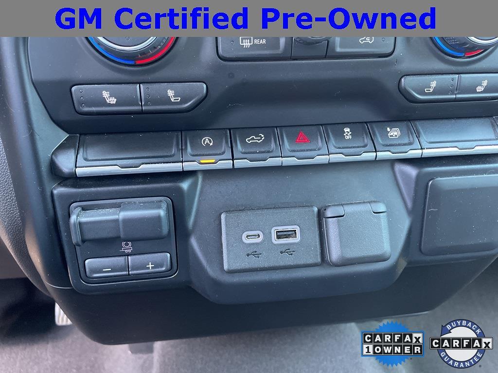 2019 Chevrolet Silverado 1500 Crew Cab 4x4, Pickup #1K5241 - photo 21