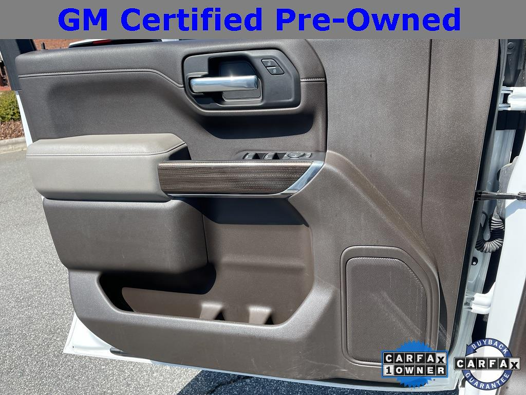 2019 Chevrolet Silverado 1500 Crew Cab 4x4, Pickup #1K5241 - photo 24