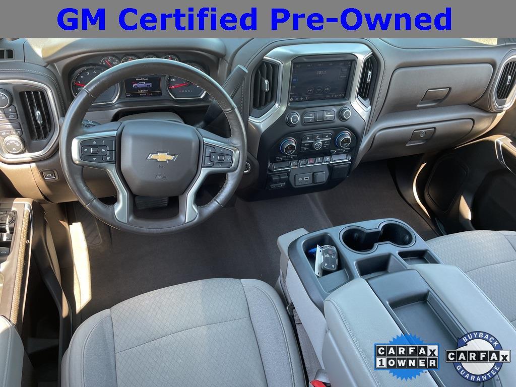 2019 Chevrolet Silverado 1500 Crew Cab 4x4, Pickup #1K5241 - photo 41