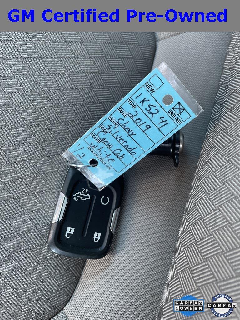 2019 Chevrolet Silverado 1500 Crew Cab 4x4, Pickup #1K5241 - photo 55