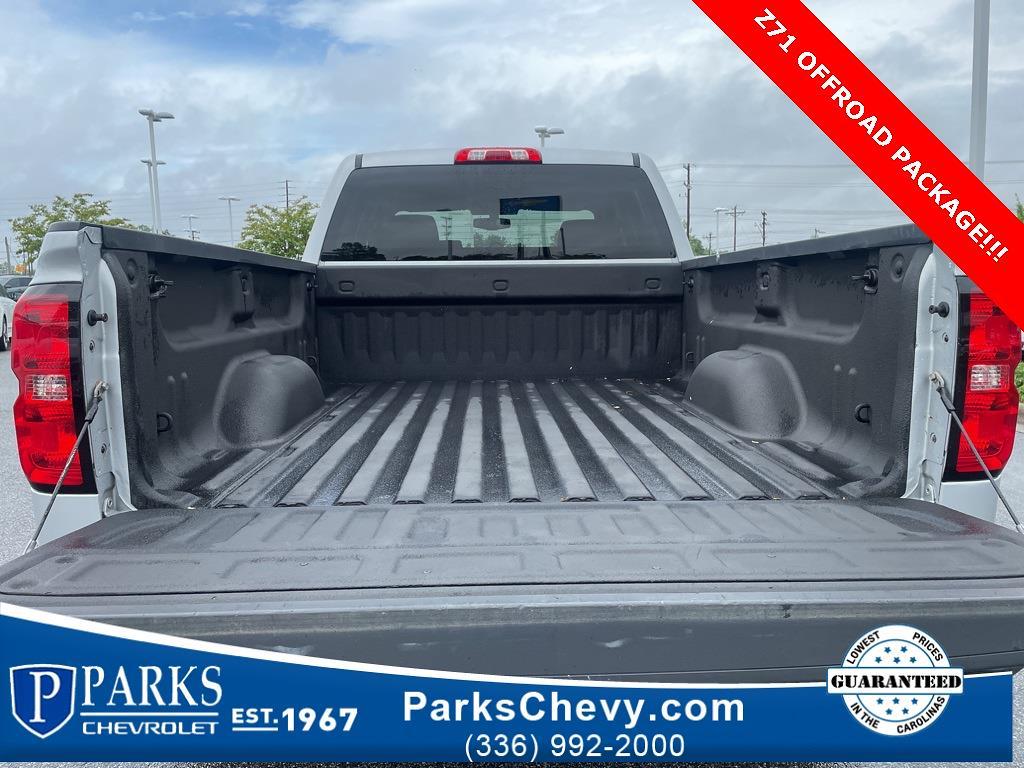 2016 Chevrolet Silverado 1500 Double Cab 4x4, Pickup #1K5243 - photo 12