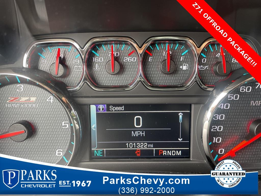 2016 Chevrolet Silverado 1500 Double Cab 4x4, Pickup #1K5243 - photo 13