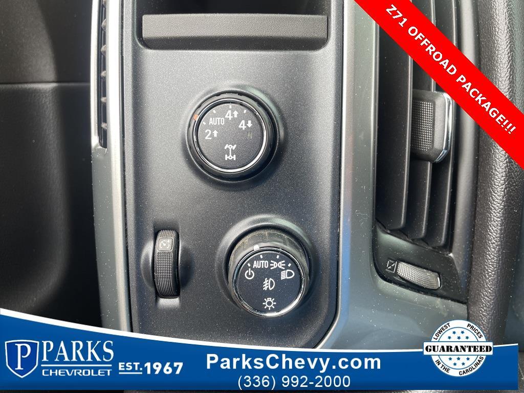 2016 Chevrolet Silverado 1500 Double Cab 4x4, Pickup #1K5243 - photo 16