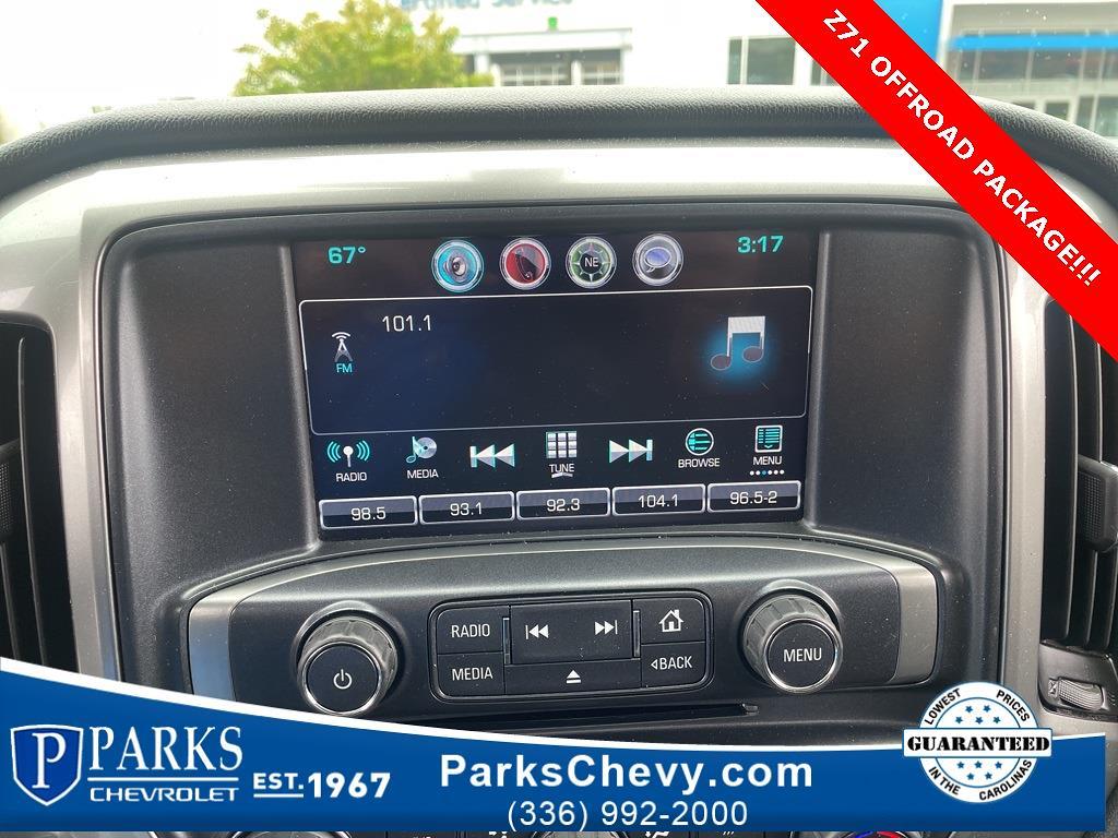 2016 Chevrolet Silverado 1500 Double Cab 4x4, Pickup #1K5243 - photo 18