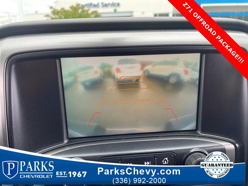 2016 Chevrolet Silverado 1500 Double Cab 4x4, Pickup #1K5243 - photo 19