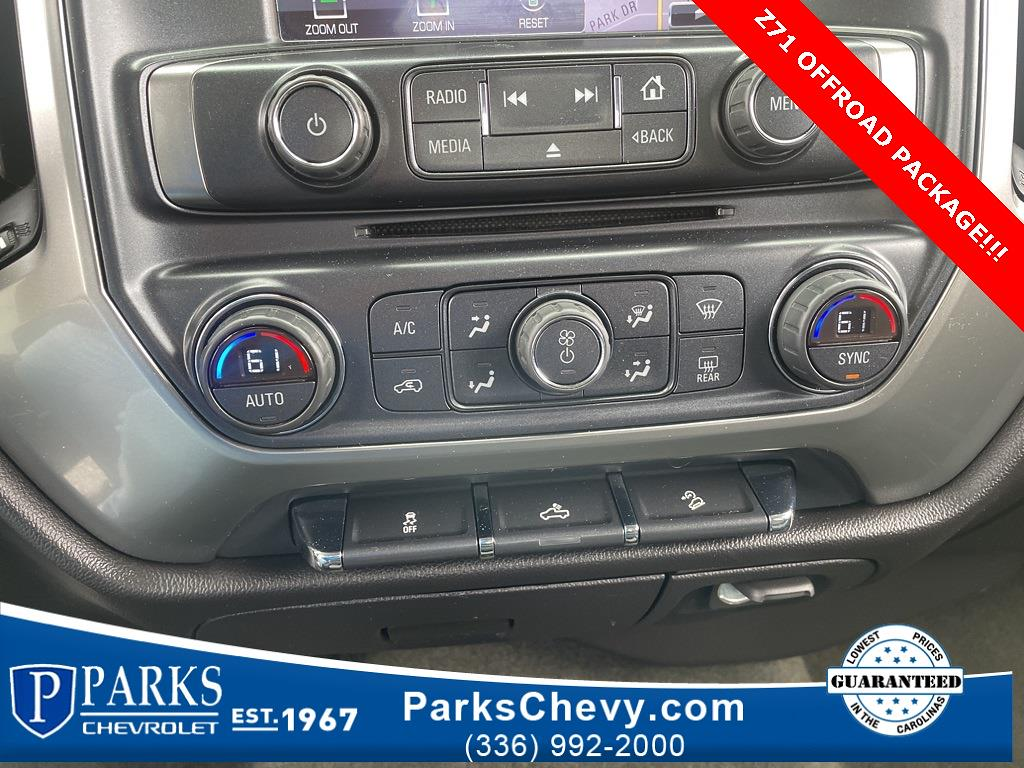 2016 Chevrolet Silverado 1500 Double Cab 4x4, Pickup #1K5243 - photo 21