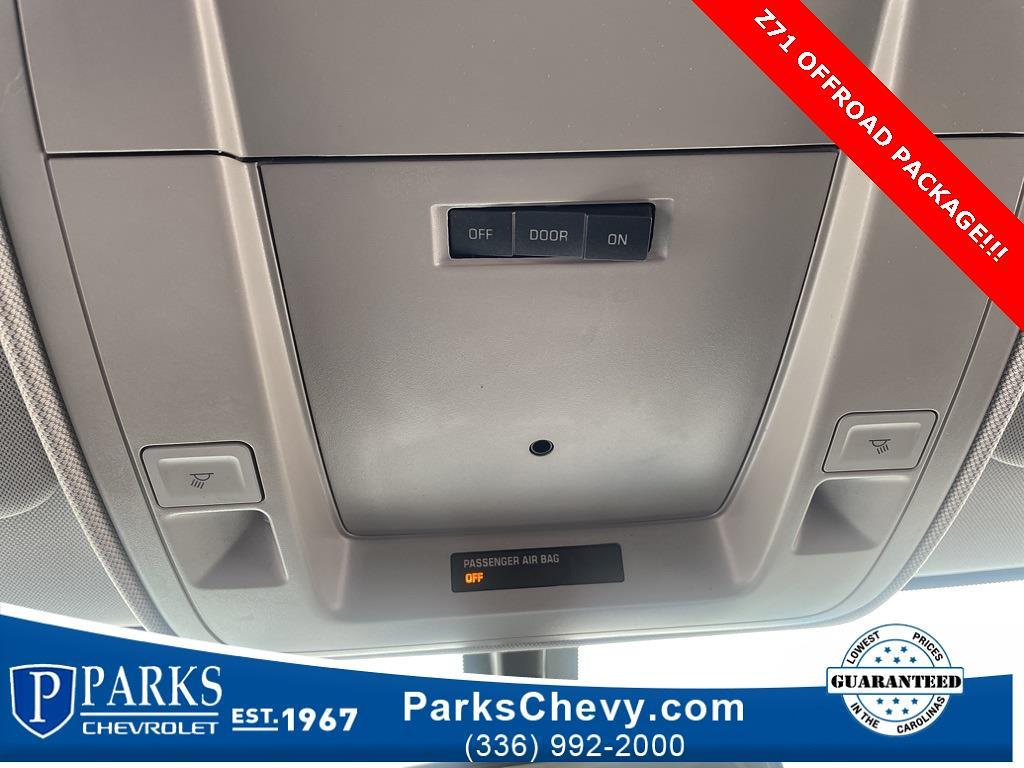 2016 Chevrolet Silverado 1500 Double Cab 4x4, Pickup #1K5243 - photo 22