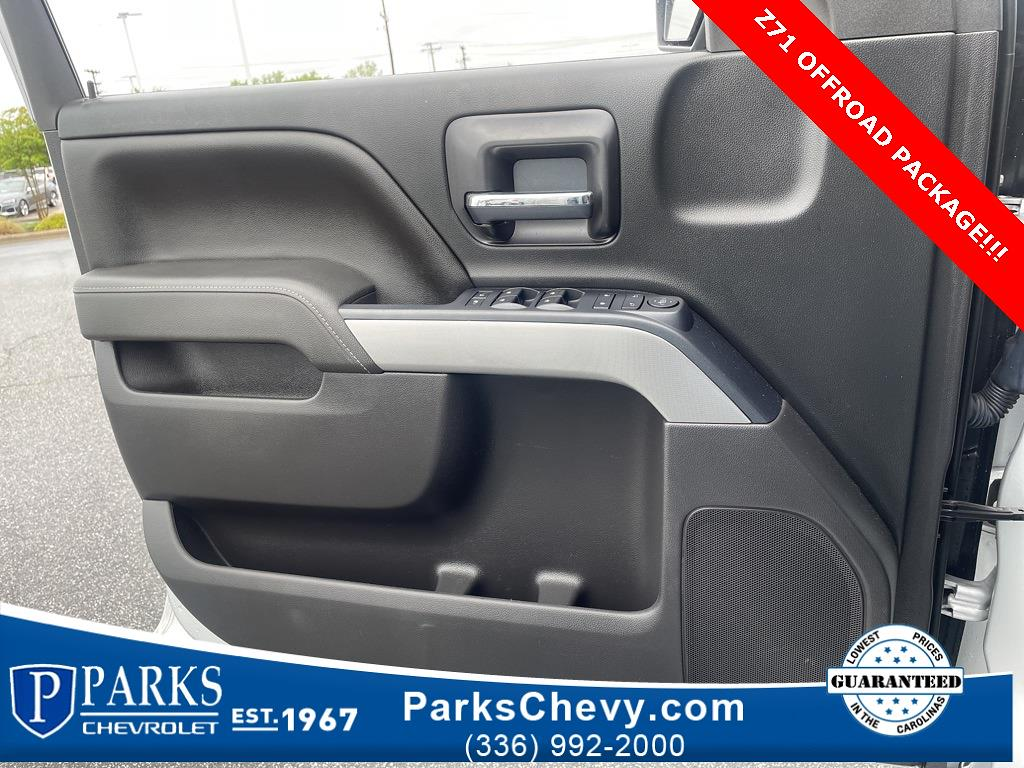 2016 Chevrolet Silverado 1500 Double Cab 4x4, Pickup #1K5243 - photo 23
