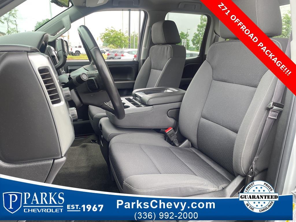 2016 Chevrolet Silverado 1500 Double Cab 4x4, Pickup #1K5243 - photo 27