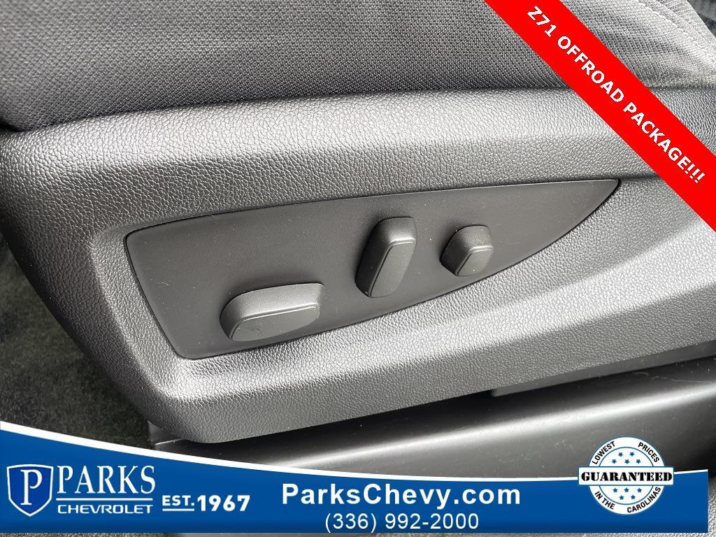 2016 Chevrolet Silverado 1500 Double Cab 4x4, Pickup #1K5243 - photo 28