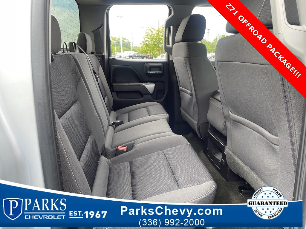 2016 Chevrolet Silverado 1500 Double Cab 4x4, Pickup #1K5243 - photo 33