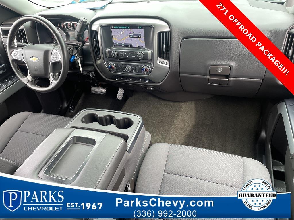 2016 Chevrolet Silverado 1500 Double Cab 4x4, Pickup #1K5243 - photo 39