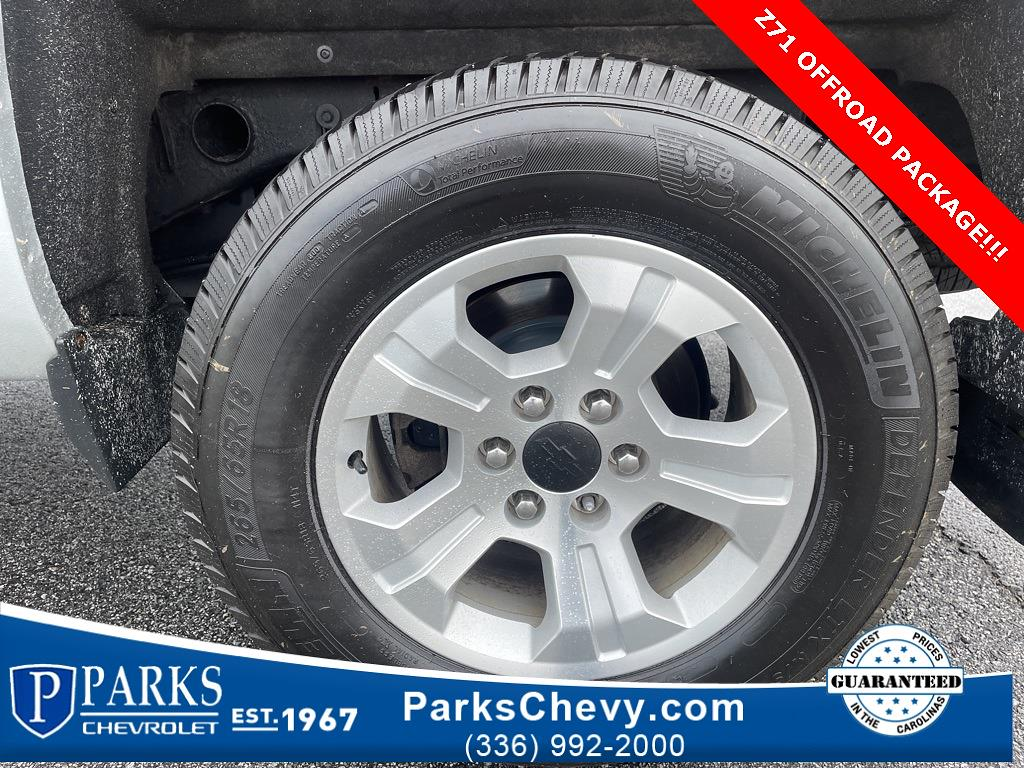 2016 Chevrolet Silverado 1500 Double Cab 4x4, Pickup #1K5243 - photo 47