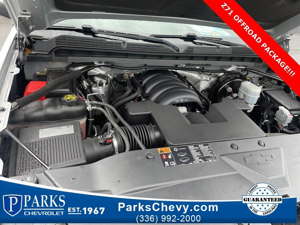 2016 Chevrolet Silverado 1500 Double Cab 4x4, Pickup #1K5243 - photo 50