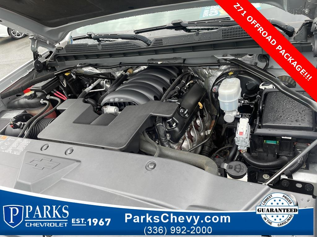 2016 Chevrolet Silverado 1500 Double Cab 4x4, Pickup #1K5243 - photo 51