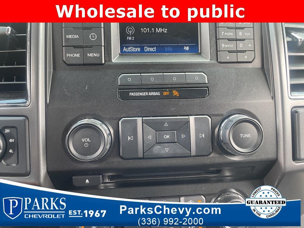 2017 Ford F-150 SuperCrew Cab 4x4, Pickup #1K5249A - photo 18