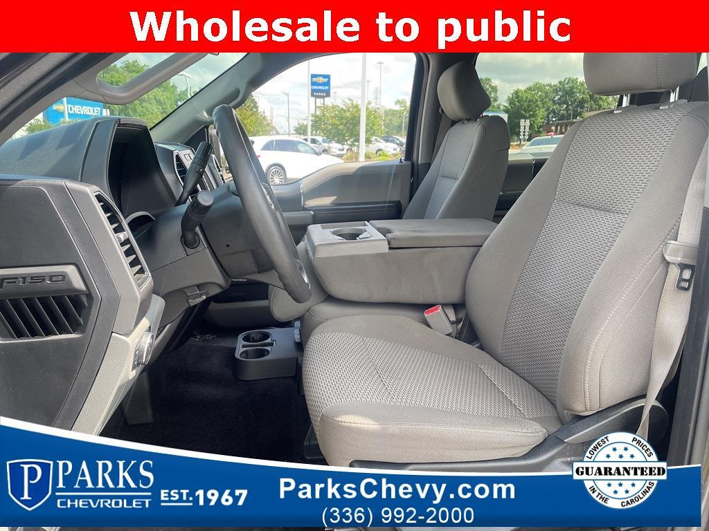 2017 Ford F-150 SuperCrew Cab 4x4, Pickup #1K5249A - photo 25