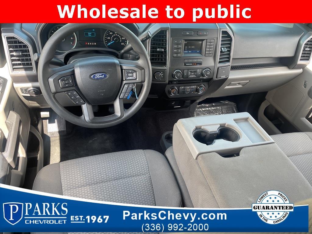 2017 Ford F-150 SuperCrew Cab 4x4, Pickup #1K5249A - photo 37