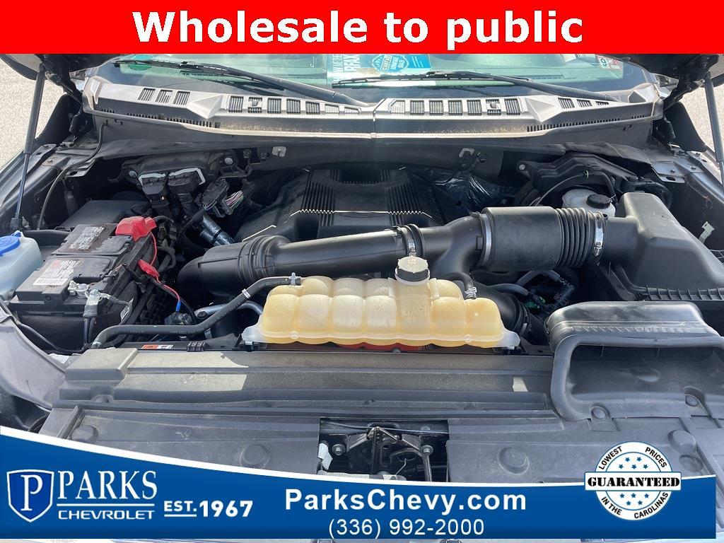 2017 Ford F-150 SuperCrew Cab 4x4, Pickup #1K5249A - photo 45
