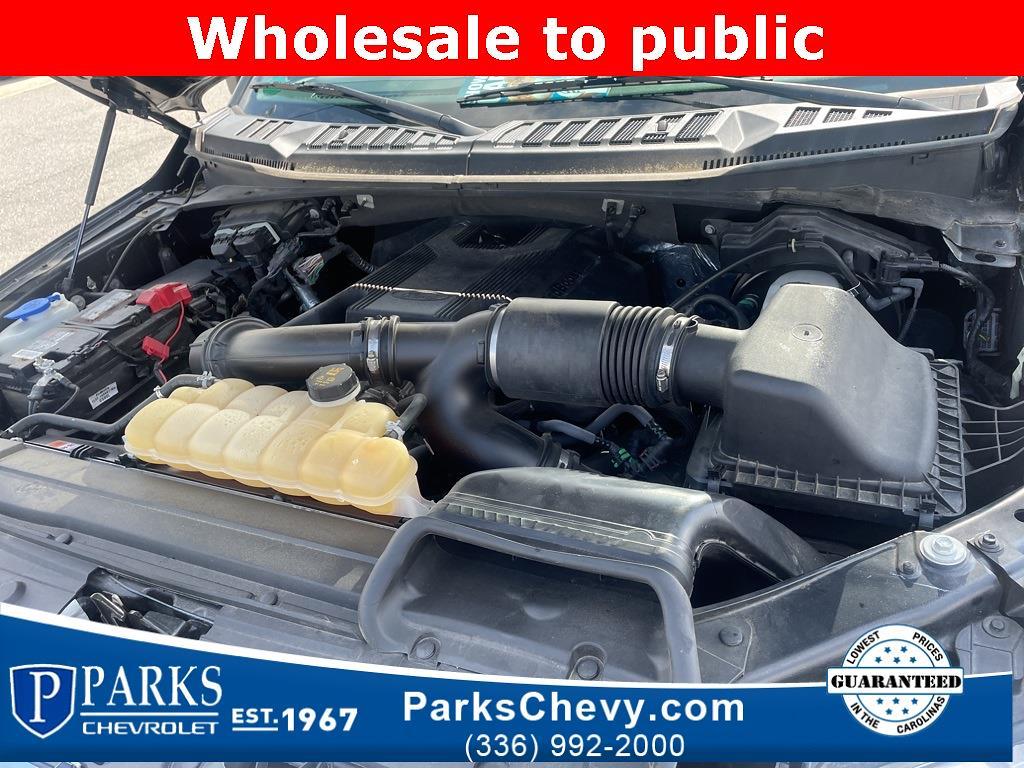 2017 Ford F-150 SuperCrew Cab 4x4, Pickup #1K5249A - photo 47