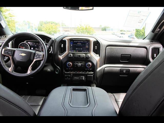 2019 Chevrolet Silverado 1500 Crew Cab 4x4, Pickup #1K5256 - photo 40