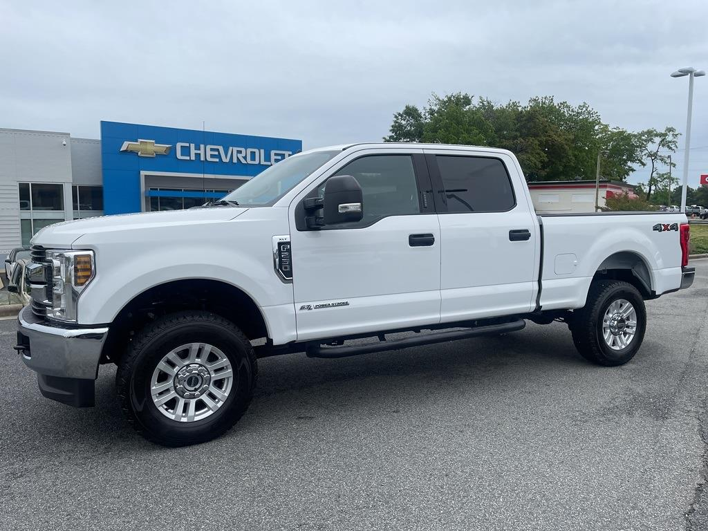 2019 Ford F-250 Crew Cab 4x4, Pickup #1K5260 - photo 4