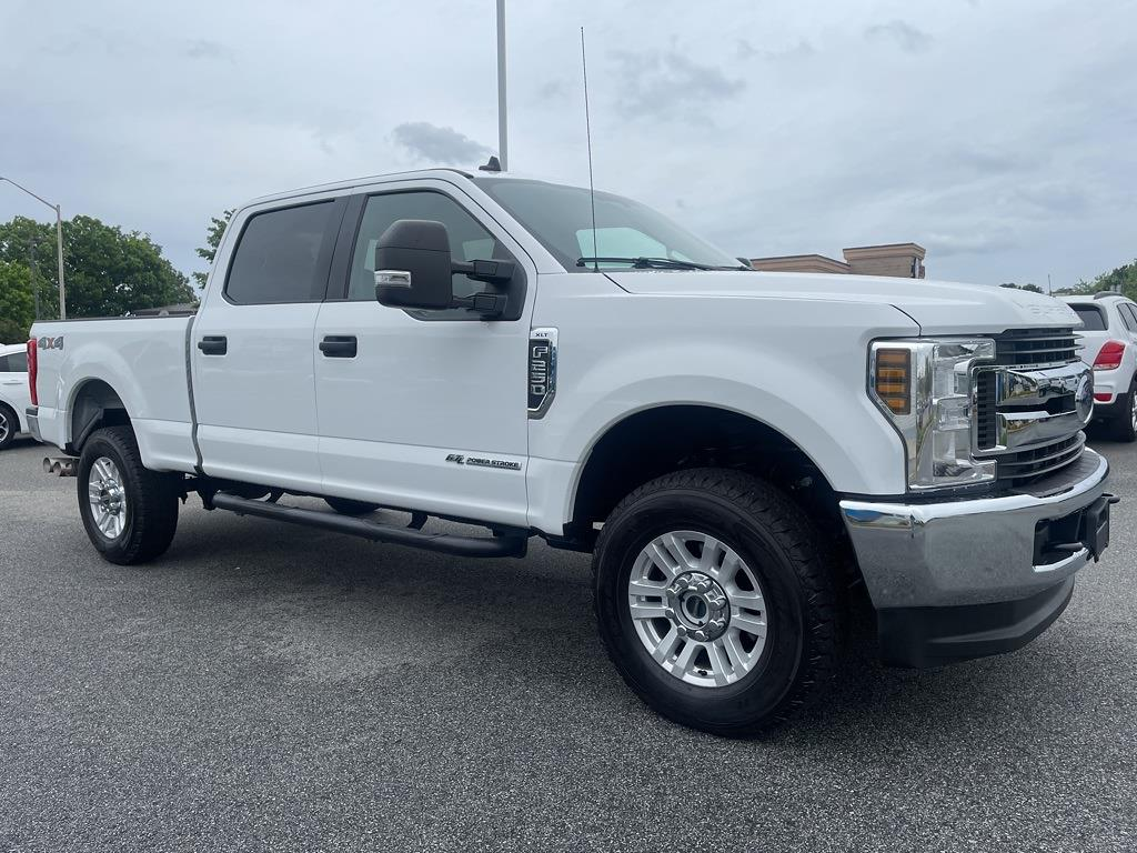 2019 Ford F-250 Crew Cab 4x4, Pickup #1K5260 - photo 8