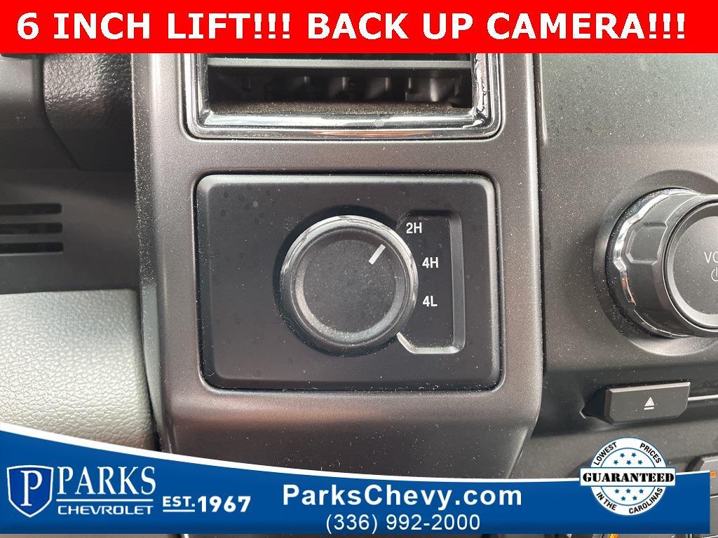 2018 Ford F-150 SuperCrew Cab 4x4, Pickup #1K5260A - photo 16