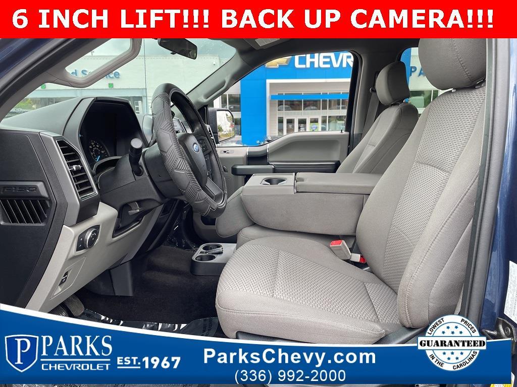 2018 Ford F-150 SuperCrew Cab 4x4, Pickup #1K5260A - photo 24