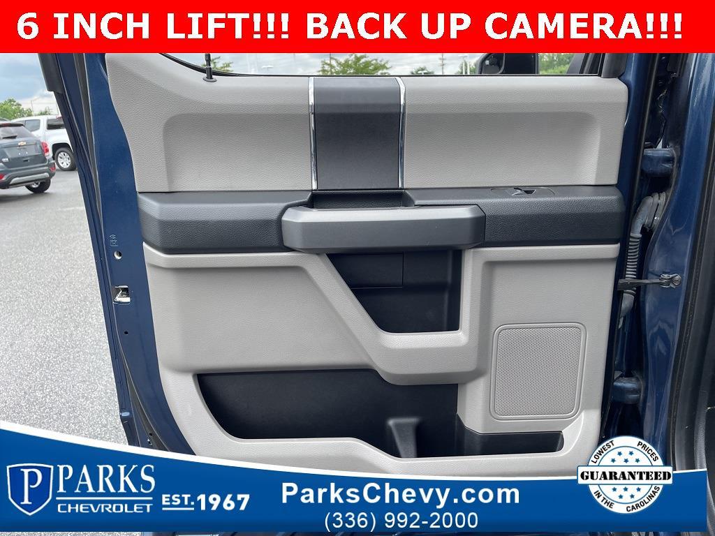 2018 Ford F-150 SuperCrew Cab 4x4, Pickup #1K5260A - photo 26