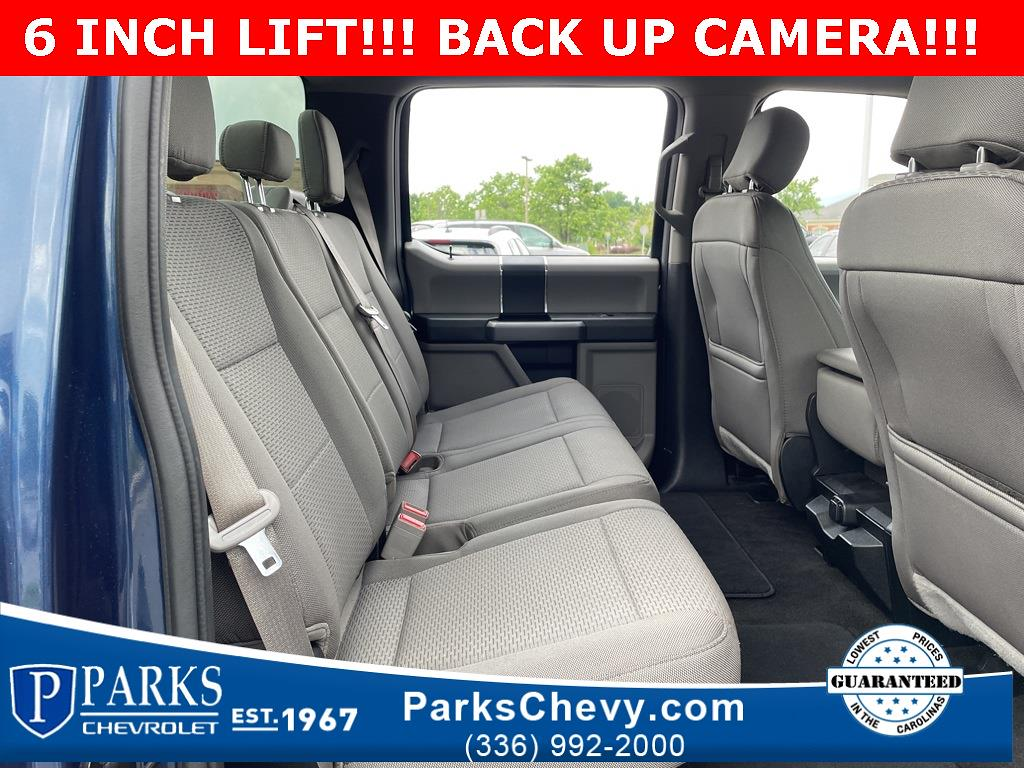 2018 Ford F-150 SuperCrew Cab 4x4, Pickup #1K5260A - photo 30