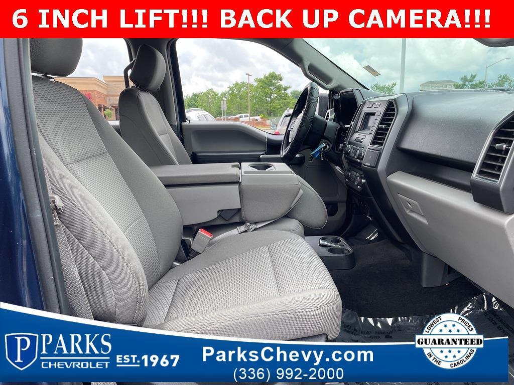 2018 Ford F-150 SuperCrew Cab 4x4, Pickup #1K5260A - photo 33