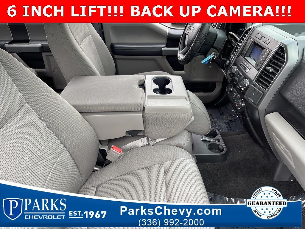 2018 Ford F-150 SuperCrew Cab 4x4, Pickup #1K5260A - photo 35