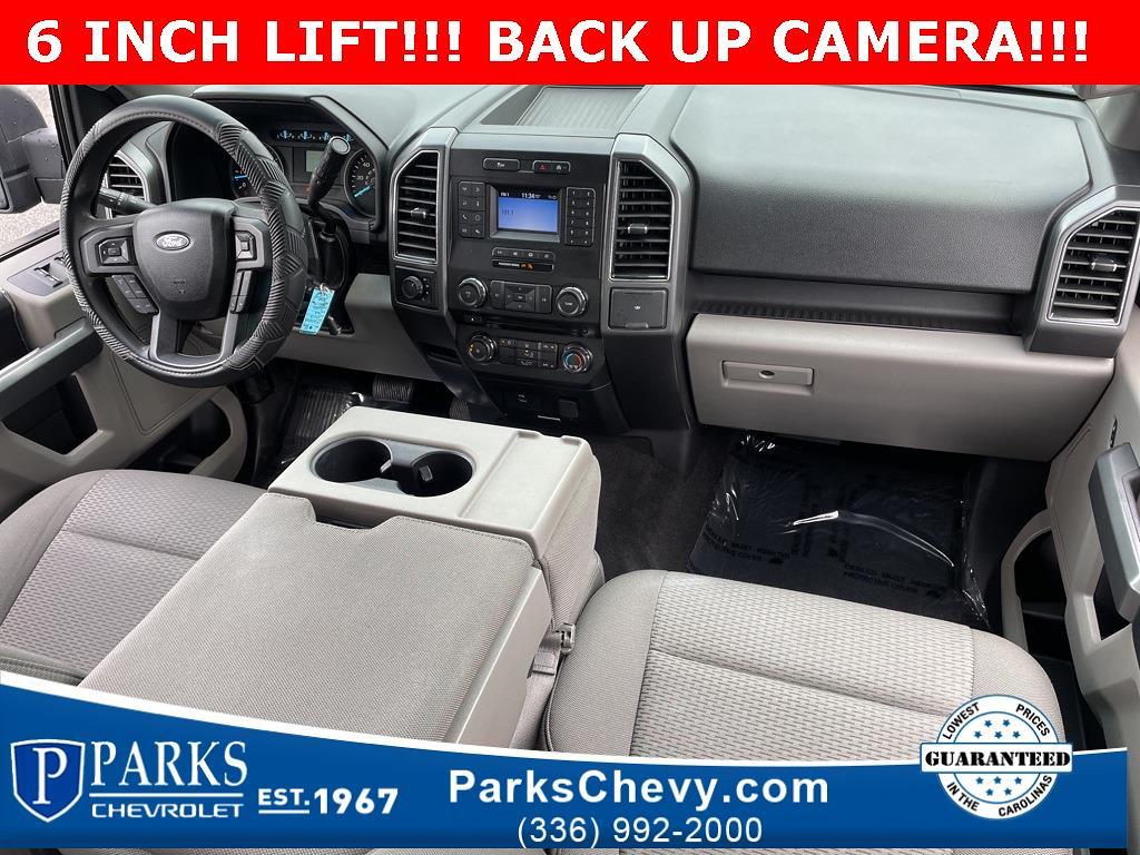 2018 Ford F-150 SuperCrew Cab 4x4, Pickup #1K5260A - photo 36