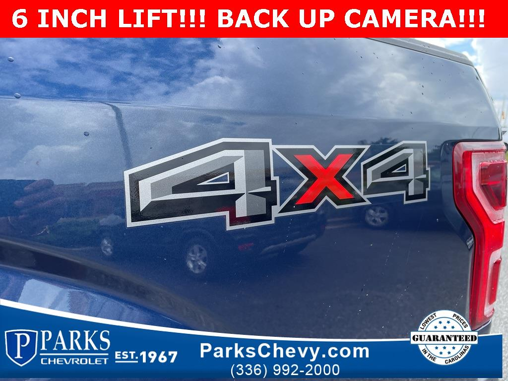 2018 Ford F-150 SuperCrew Cab 4x4, Pickup #1K5260A - photo 41