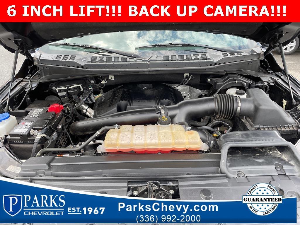 2018 Ford F-150 SuperCrew Cab 4x4, Pickup #1K5260A - photo 46