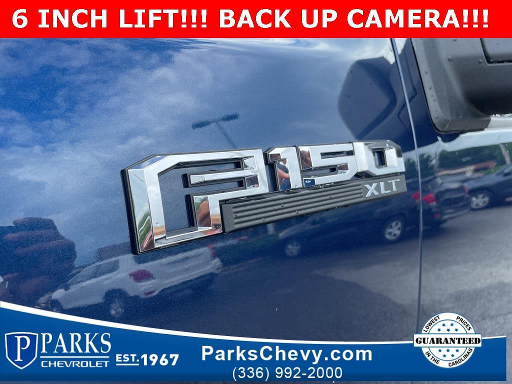 2018 Ford F-150 SuperCrew Cab 4x4, Pickup #1K5260A - photo 49
